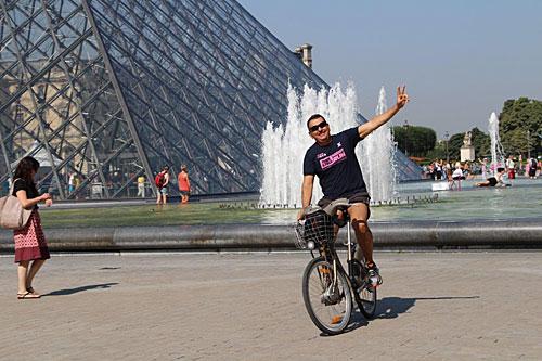 Bike em Paris