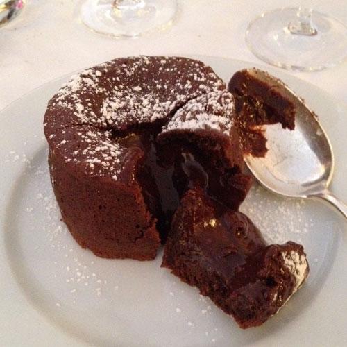 Petit Gâteau do Castiglione