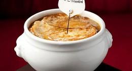 Sopa de cebola do Castiglione