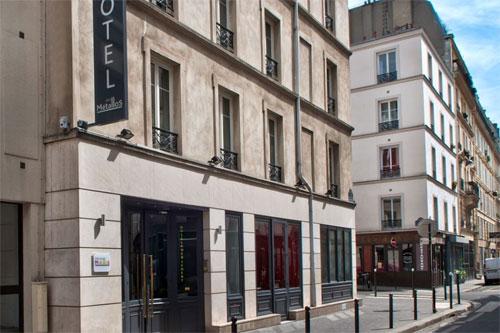 Hotel des Metallos
