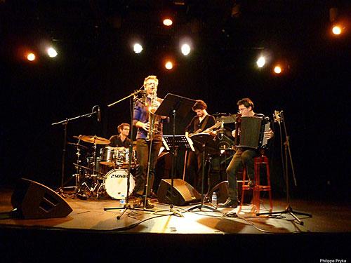 Próximo concerto de jazz do La Java
