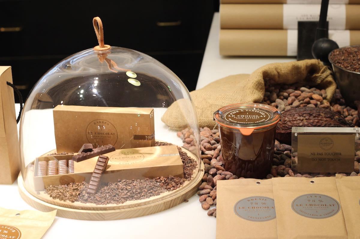 chocolates alain ducasse