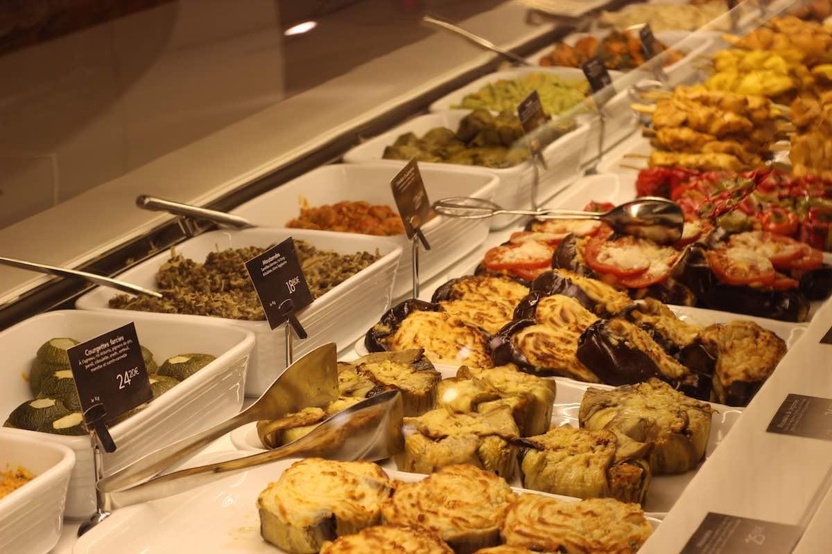 Mavrommatis comida grega