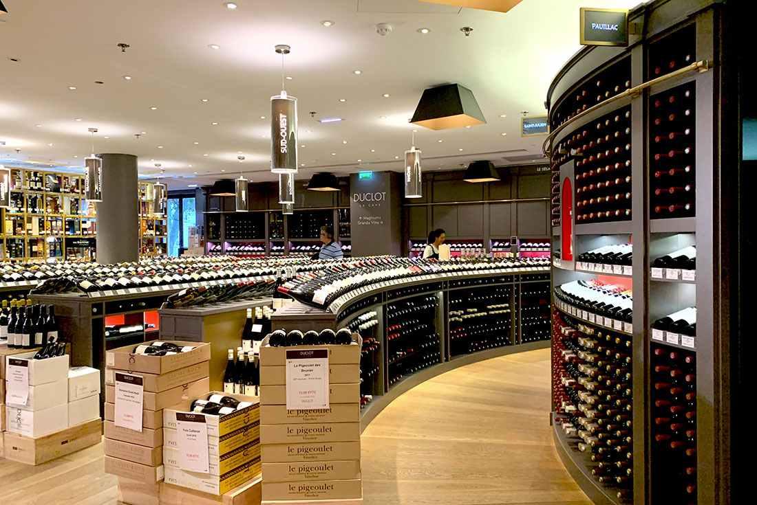 loja de vinhos duclot