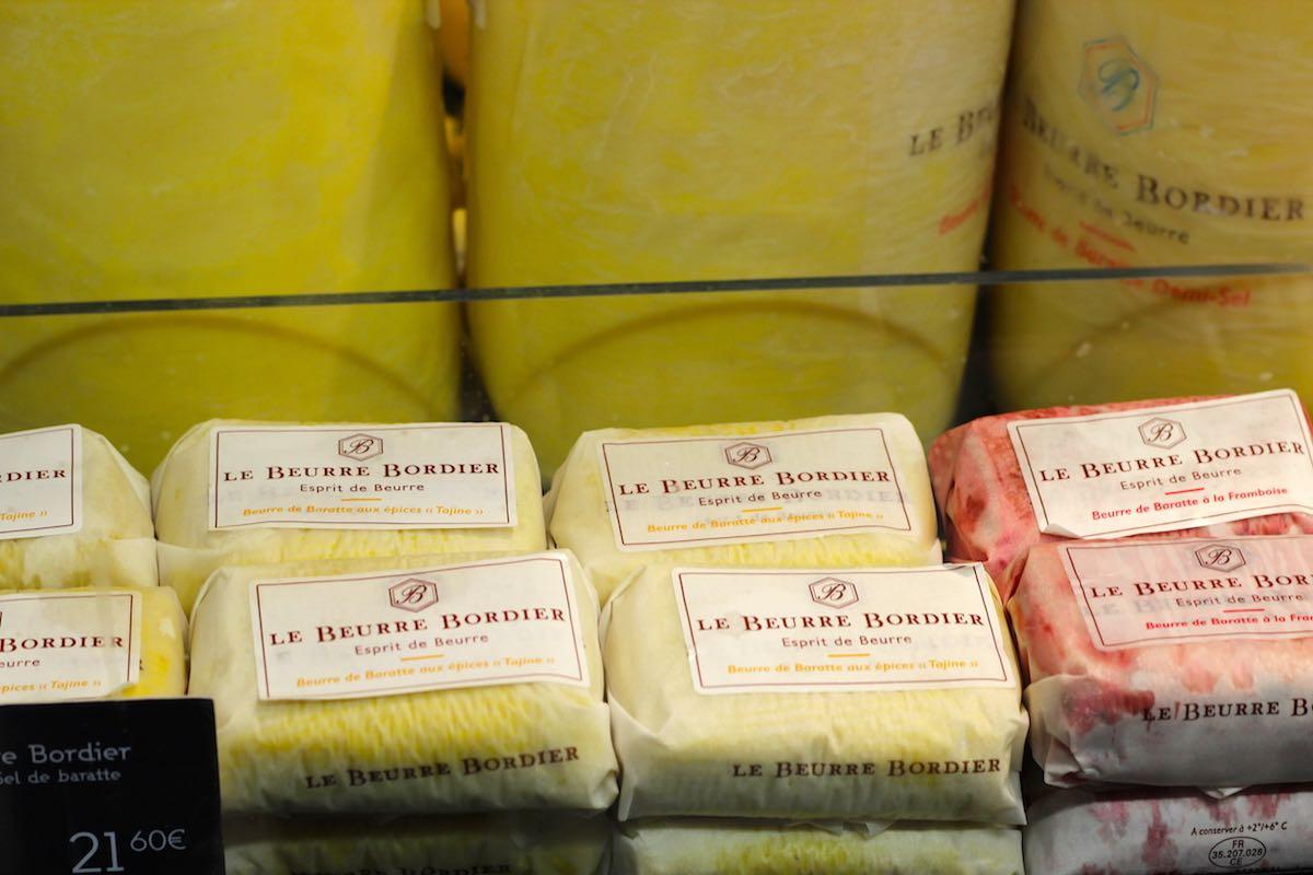 manteiga bordier francesa