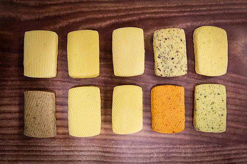 Manteigas especiais