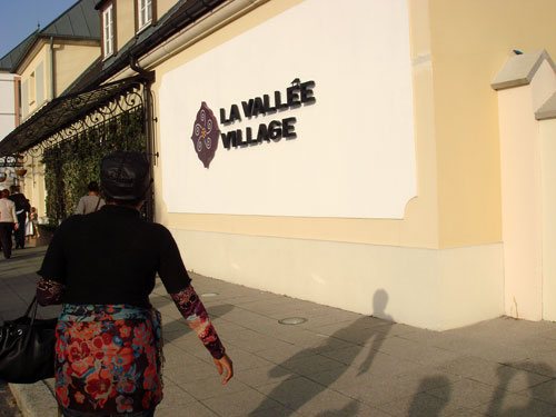 Outlet Vallée Village