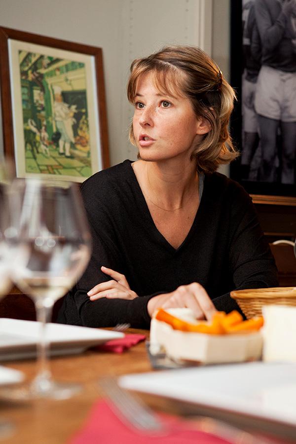 A chef Karen Goldman fala sobre os queijos