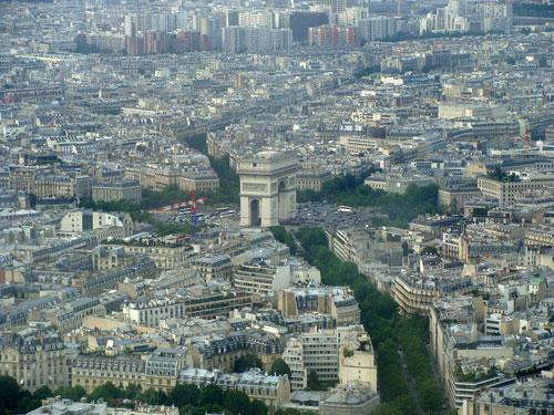Praça Étoile Charles de Gaulle