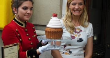 Cupcake et Macaron