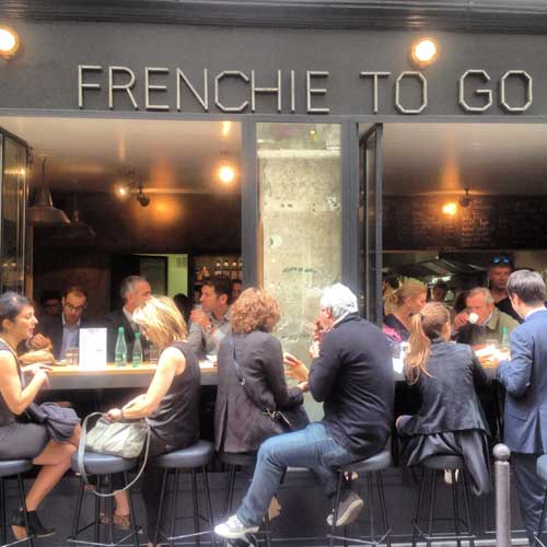Restaurante Frenchie do Go