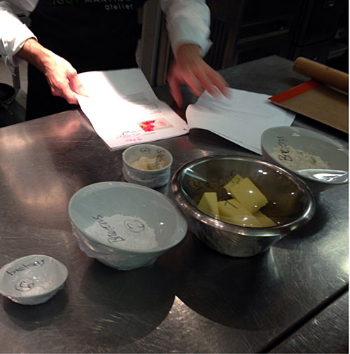 Curso de culinária Guy Martin