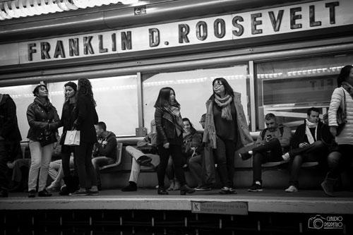 Metro de Paris. Foto Claudio Perpétuo