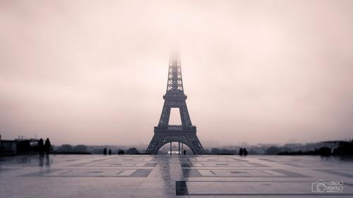Torre Eiffel. Foto Claudio