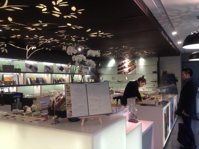 Un Dimanche à Paris: concept store dedicado ao chocolate