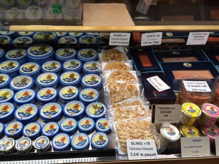 Loja da Caviar Petrossian