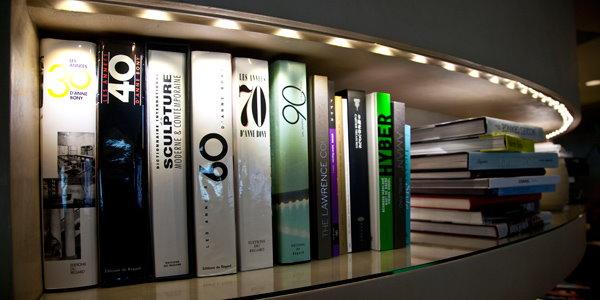 Biblioteca de livros
