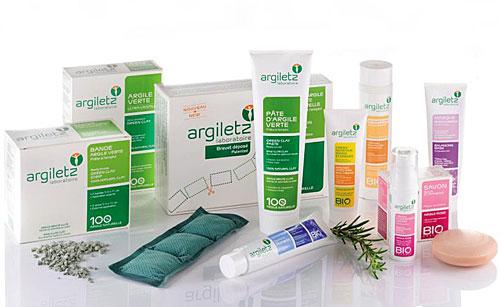 Produtos Argilex