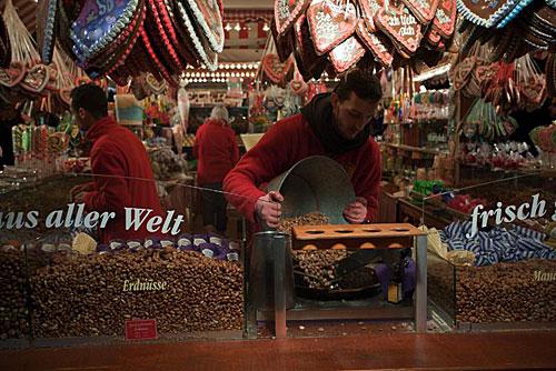 Berlim: Mercado de Natal