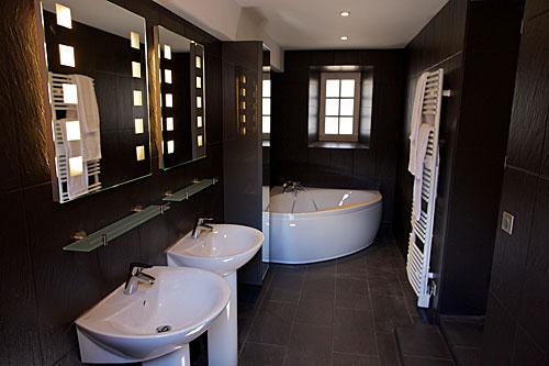 Banheiro B&B de Chambord