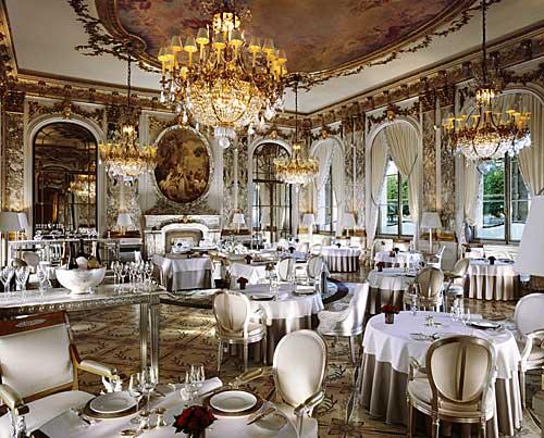 Restaurante Hotel Meurice