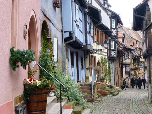 Eguisheim, Alsácia