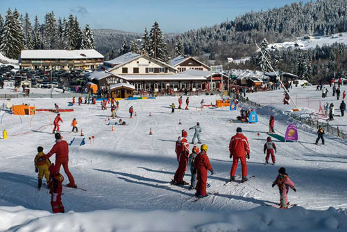 Estação de esqui Gé
