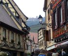 Natal nas pequenas cidades da Alsácia