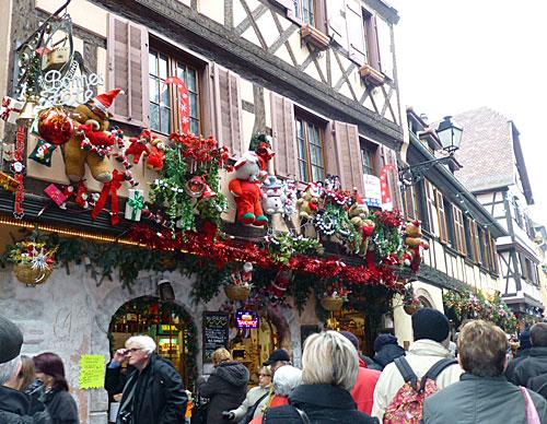 Natal na Alsácia