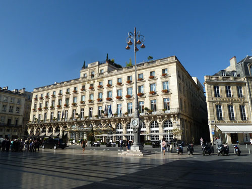Bordeaux, Grand Hotel Spa