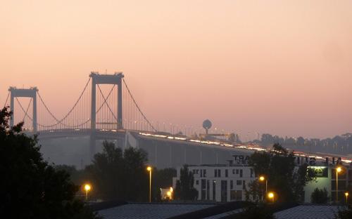 Bordeaux, ponte nova