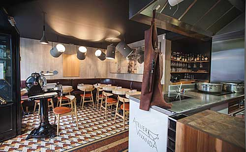 Restaurante Atelier Vivanda