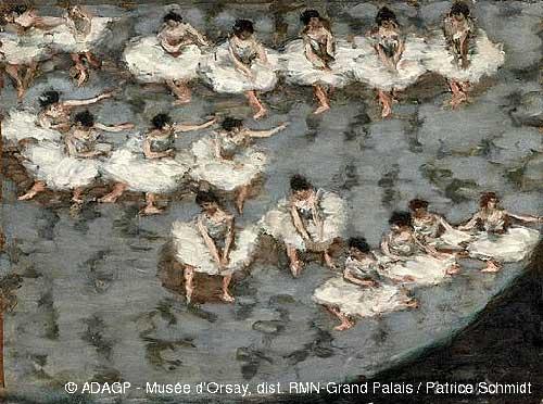 Pierre Bonnard no Musée d'Orsay