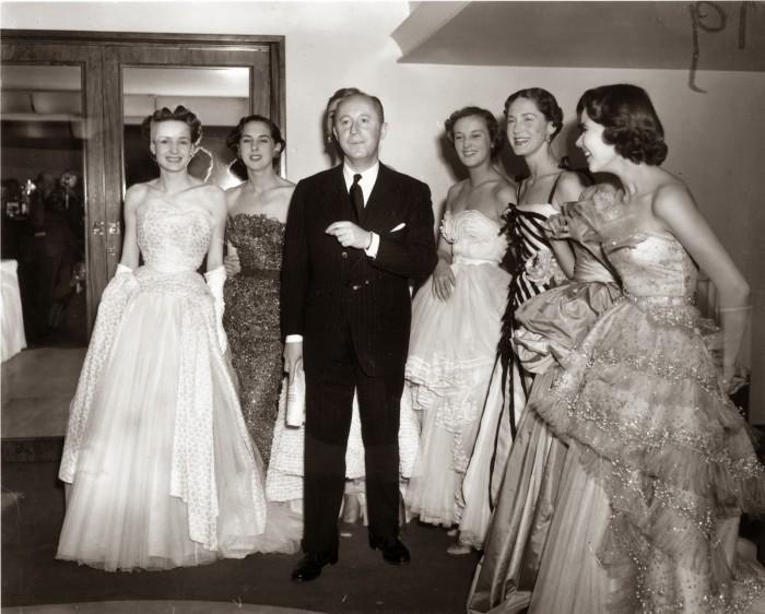 Christian Dior e suas criações