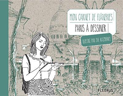Livro para colorir, Paris
