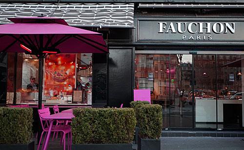Fauchon, Madeleine