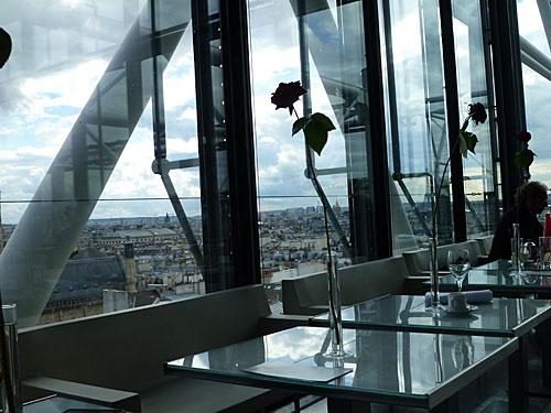 Restaurante Georges, Centre Pompidou