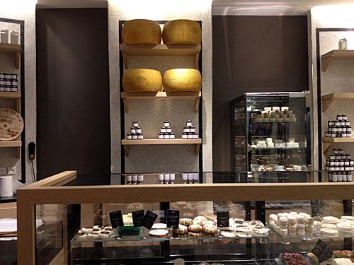La Grande Épicerie de Paris, fromagerie