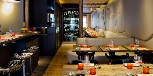 Restaurante Café des A