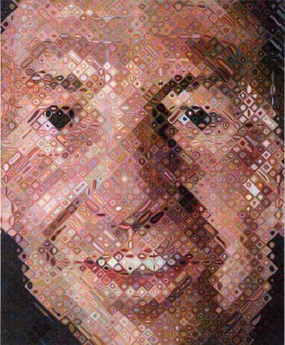 Chuck Close, Robert