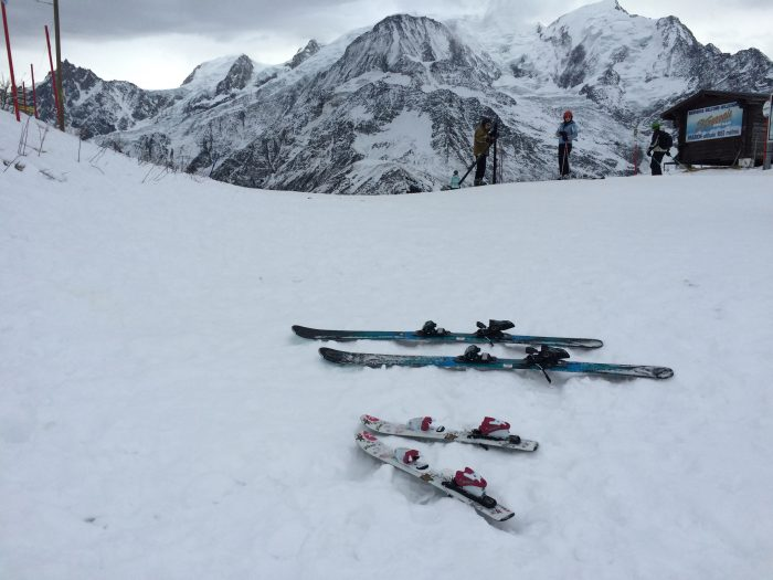 Chamonix - Mont Blanc tem pistas para todos os níveis, todas as idades, para ski aplino, snowboard ou x-country ski
