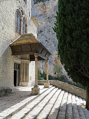 Chapelle de Moustiers