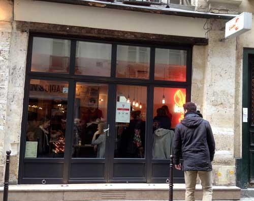 Restaurante Les Pinces