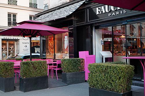 Madeleine, Fauchon