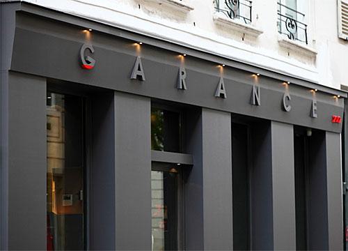 Restaurante Garance