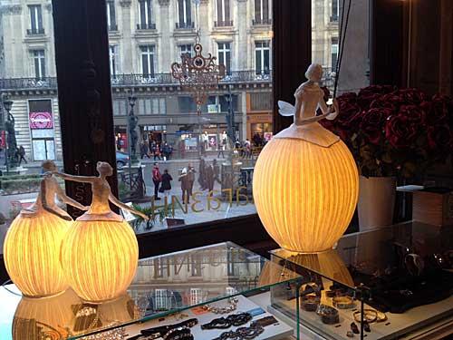 Opera Garnier, loja