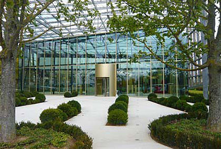 Piper-Heidsieck, sede em Reims