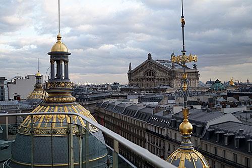 Telhados de Paris