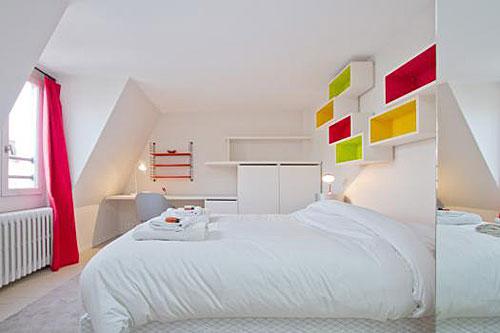 Apartamento em Paris, suite