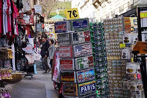 Montmartre turístico